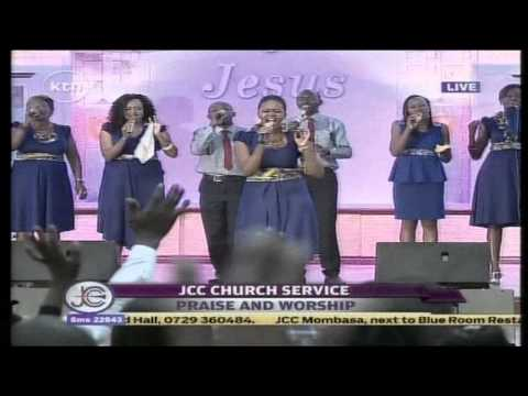 JCC Church Servive 2nd October 2014 Praise and worship