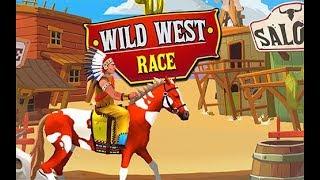 Vahşi Batıda Yarış Oyunu Wild West Race - Action & Adventure Racing | Bıcır Fun Games