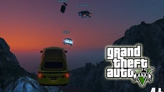 Grand Theft Auto V MultiPlayer | TOATA LUMEA IN AER | Ep #90
