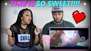 """In a Heartbeat"" - Animated Short Film REACTION!!!!!"