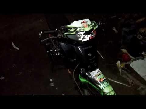 Supra V 150cc Road Race,, Bedah isi cylinder si HULK