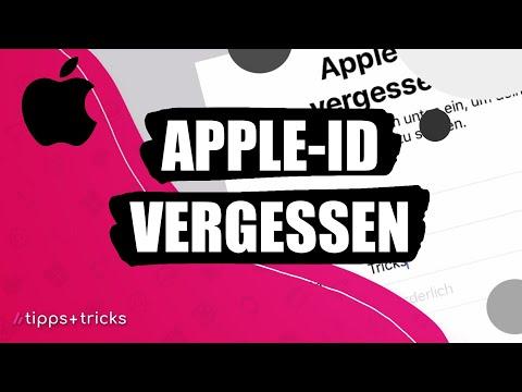 Apple-ID Vergessen - Was Tun?