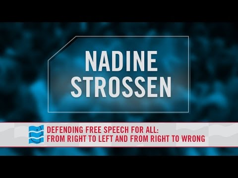 Defending free speech for all: From right to left, and from right to wrong