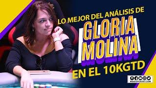Vive jugadas de Gloria Molina