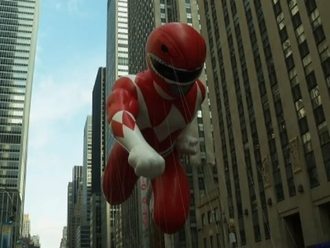 NYC Parade Features Balloons, Heavy Security
