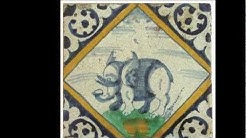 Antique Dutch tiles - Antieke Hollandse tegels