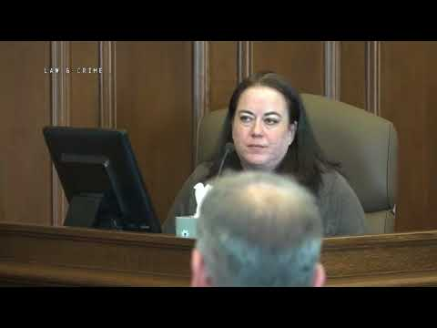 William Knight Trial Day 3 Part 2 Michelle Gill Testifies 04/06/18