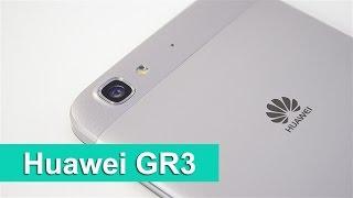 Huawei GR3 Обзор бюджетного смартфона