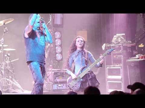 Not Living  - Coal Chamber - Live - Gothic Theater, Denver CO, 04/02/2013
