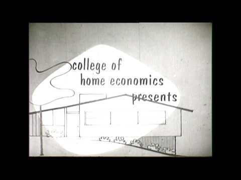 College of Home Economics Presents