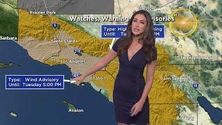 CBSLA Morning Weather Brief (Nov. 13)