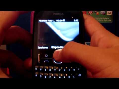 NOKIA Asha 201 Unboxing y primera vista HD