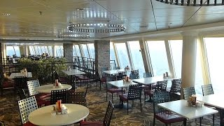 cruise ship buffets