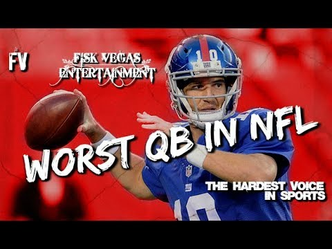 The Giants Are A Disgrace And Eli Is Trash