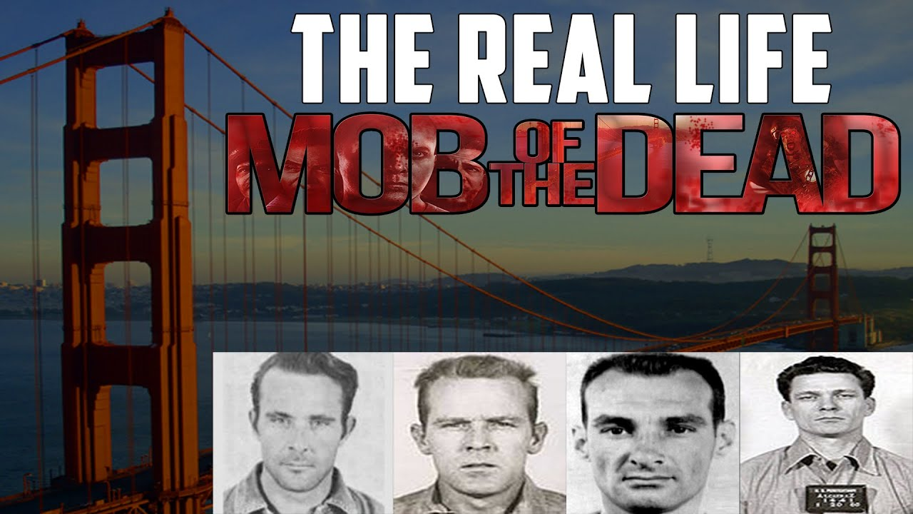 The real life mob of the dead escape the real life - Mob of the dead pictures ...