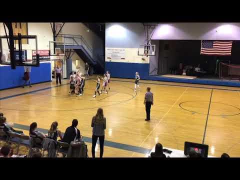 Samantha Wright #21 Triboro Christian Academy Basketball Highlights