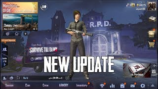 0.11.1 New Update PUBG Mobile | Paytm On Screen | (Beta)