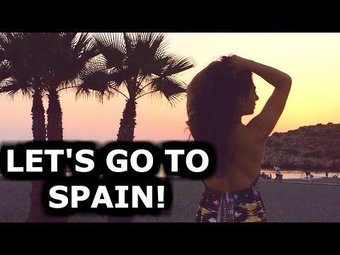 TRAVELING TO SPAIN! - TRAVEL VLOG 407 SPAIN | ENTERPRISEME TV