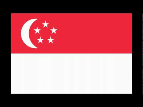Majulah Singapura Singapore National Anthem Vocal