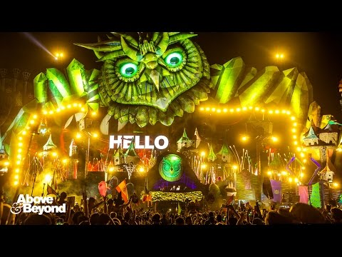 Above & Beyond Live At EDC Las Vegas 2015 Full HD Set