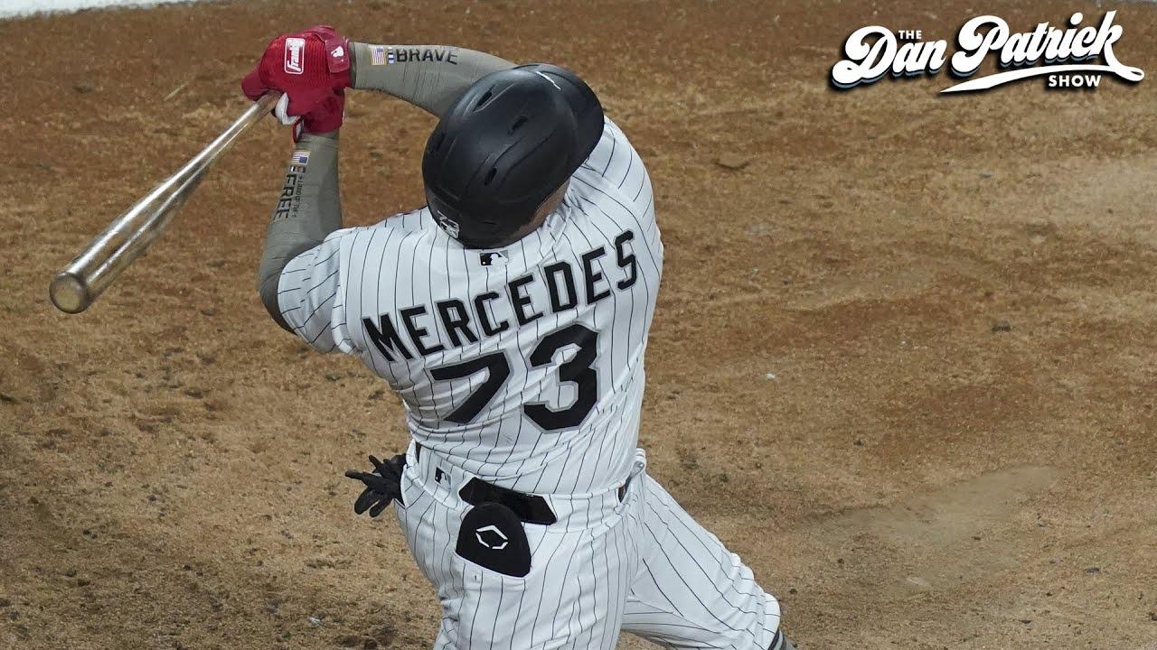 White Sox rookie Yermin Mercedes says he's retiring from baseball ...