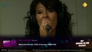 Ann May - Silent Lucidity (live @ 3FM radio)