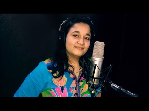 Khushboo Jain - Recorded a New Song - Live In Studio - Melodies Romantic Song