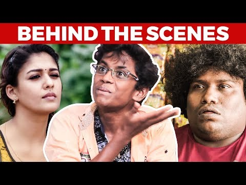 Kolamaavu Kokila - Behind the Scenes | Nayanthara, Yogi babu, KPY Anand |MY304