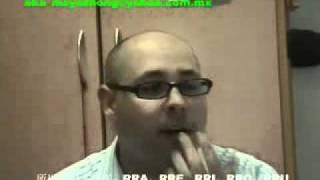 外教-外国人方式练习西班牙语颤音RR和 R thumbnail