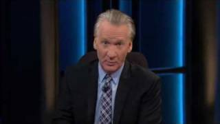 Bill Maher First Lady's cause (new rule)