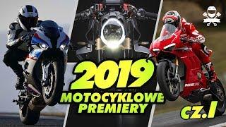5 Najmocniejszych Seryjnych Motocykli 200KM+ Najważniejsze Premiery 2019!