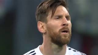 Lionel Messi vs Croatia World Cup 2018 HD 1080i