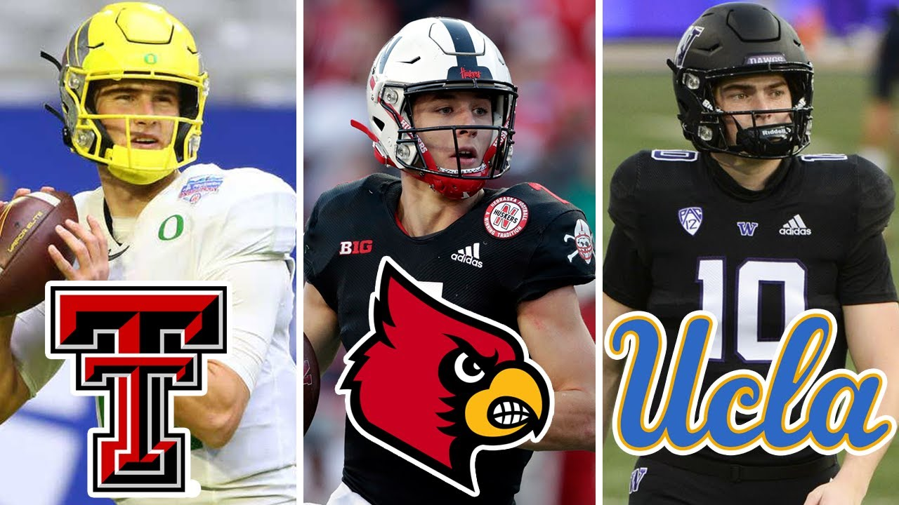 10 MORE Transfer QB's who will make an IMPACT in 2021