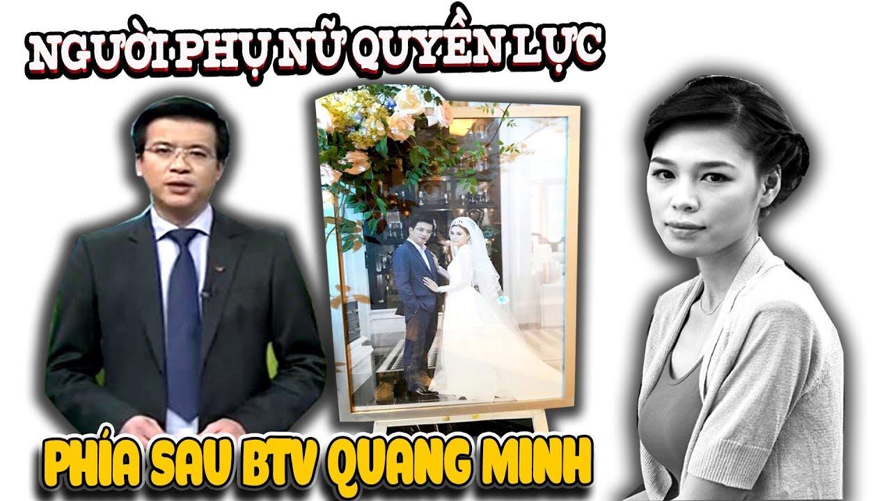 Người phụ nữ quyền lực phía sau BTV  Quang Minh thời sự | Văn Hóng