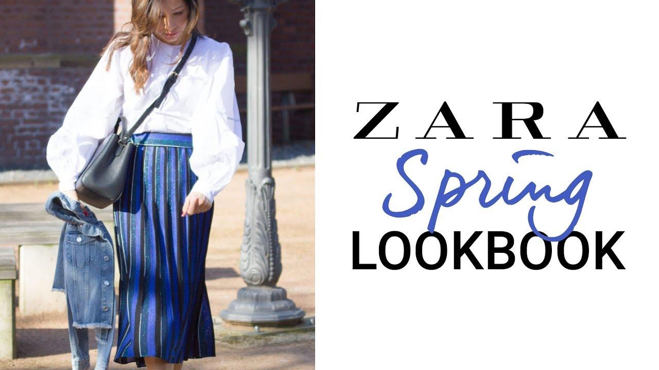 Zara Spring Lookbook 2018 #1   Capsule Wardrobe   natashagibson 4