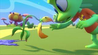 Планета Aй - Опасная ботаника (Серия 5) | Мультфильм для детей