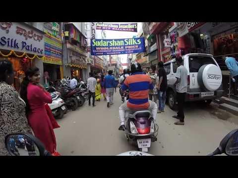 The MARKET Of Bangalore City : Bangalore Reactions 16