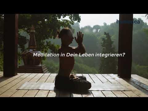 Meditation Hilft Dir Dich Auf Das Wesentliche Zu Konzentrieren