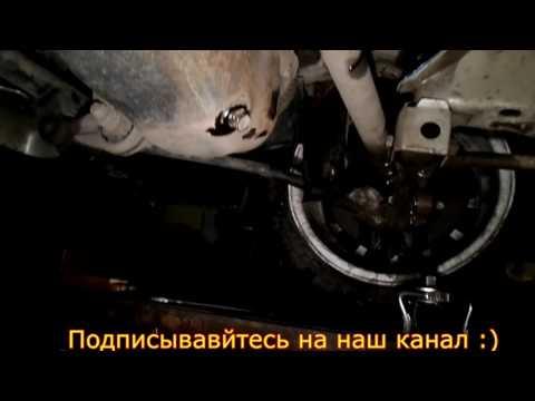Приора замена масла в двигателе и фильтра