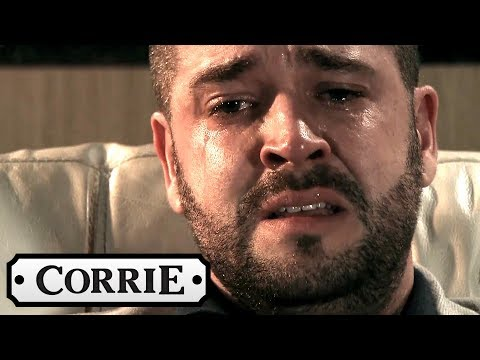 Coronation Street - Aidan Takes His Own Life