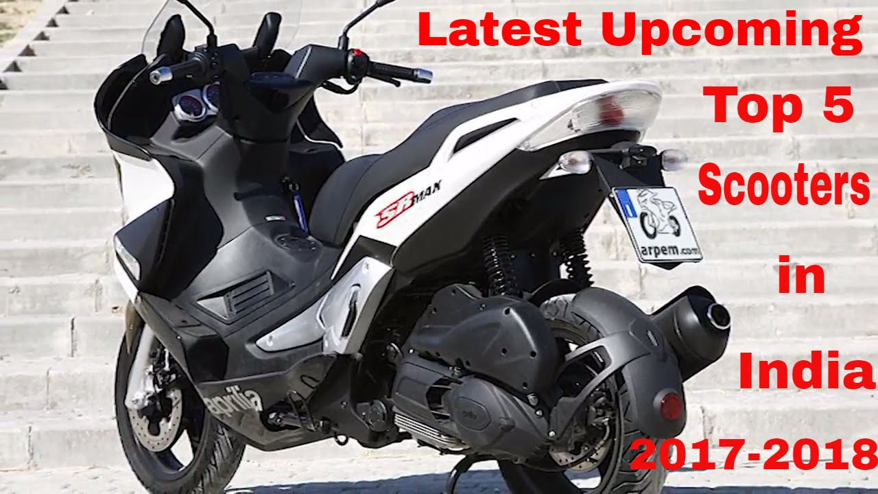 Upcoming Scooters Two Wheelers