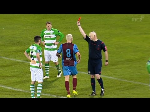 Shamrock Rovers 5-3 Drogheda United (Sligo v. Limerick) - 30th October 2015