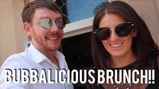 A Well Overdue Vlog! Bubbalicious Brunch At The Westin Mina Seyahi