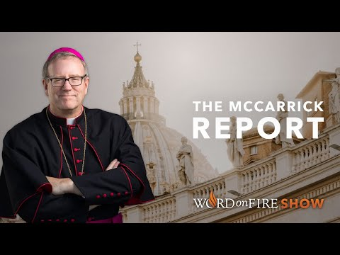 "Bishop Barron on the ""McCarrick Report"""