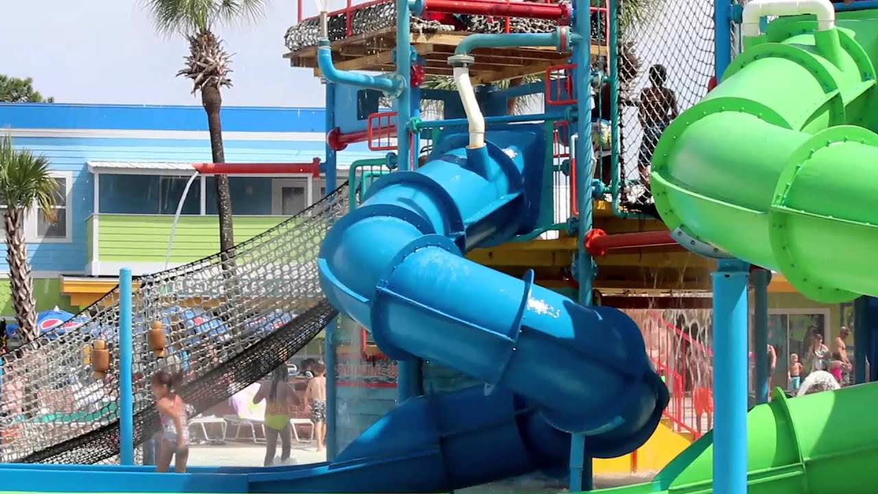 Splash into One Minute of Fun at Waterville USA - Gulf Shores ...
