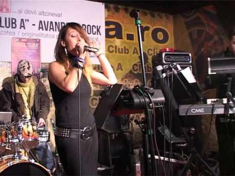 Antarctica @ Trofeul Club A - Avanpost Rock - Selectie Live - 31.01.2012