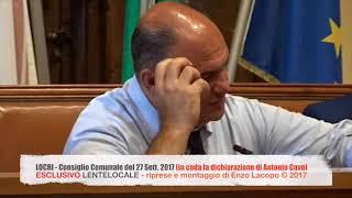 LOCRI seduta consiliare del 27 Settembre 2017 (by EL)