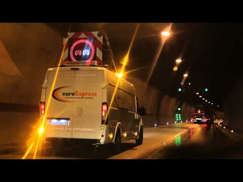 Special Transport Plzeň - Bratislava