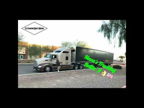 Nava's Trucking Rollin' R