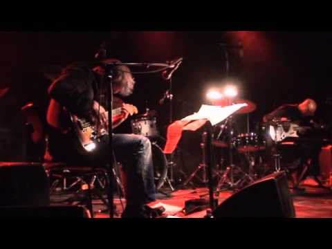 Marc Ribot´s Ceramic Dog live 25.05.2011